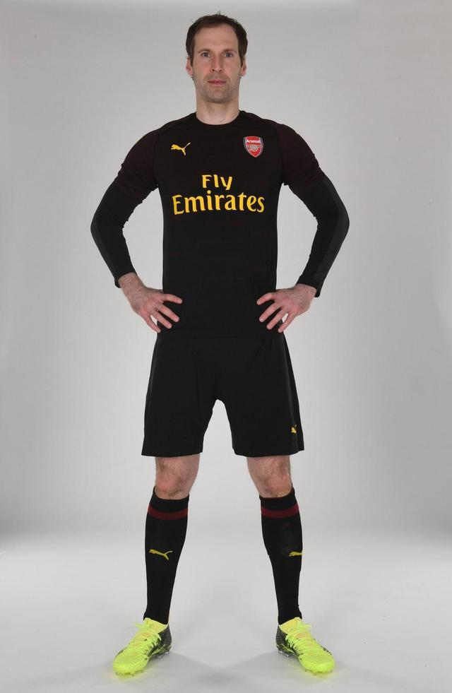 adcf74ec561 Henrikh Mkhitaryan New Tottenham kit  How Spurs  £160 strip compares to  Arsenal