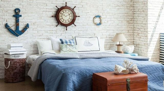 Marine Style: Application In The Interior +50 Photos