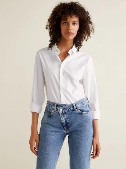 Estes jeans têm um segredo que faz qualquer mulher parecer mais magra