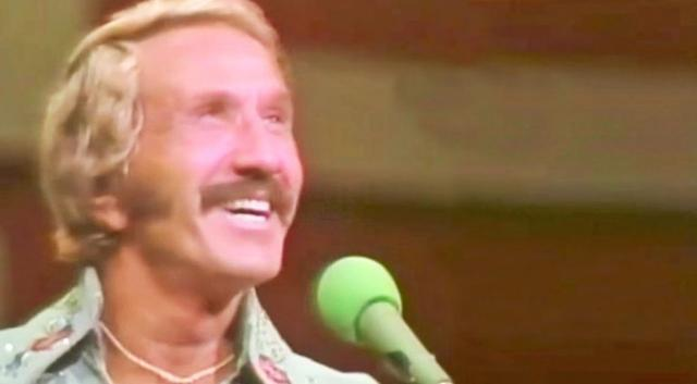 Remarkable Footage Surfaces of Marty Robbins Singing One of His