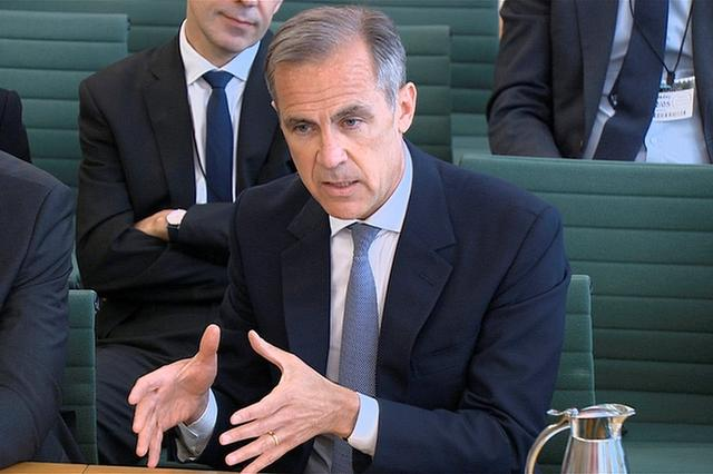 BoE hiked interest rate from 0.5% to 0.75%