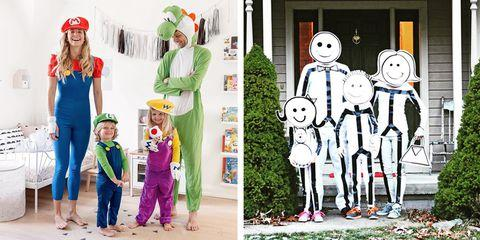 18 Family Halloween Costume Ideas for a Truly Memorable Group Photo & 18 Family Halloween Costume Ideas for a Truly Memorable Group Photo_ ...