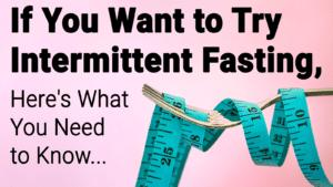 Intermittent Fasting Weight Loss Plan A Complete Guide 国际 蛋蛋赞