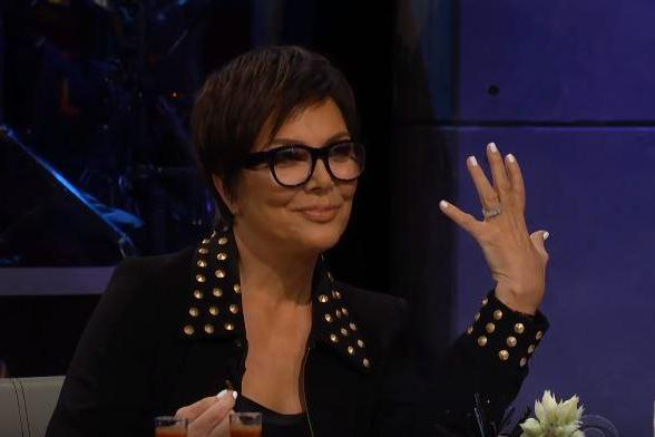 Is Kris Jenner Engaged To Corey Gamble Huge Hint Thrown On James
