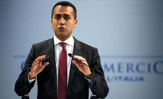 Italy should scrap balanced budget clause in constitution: Di Maio