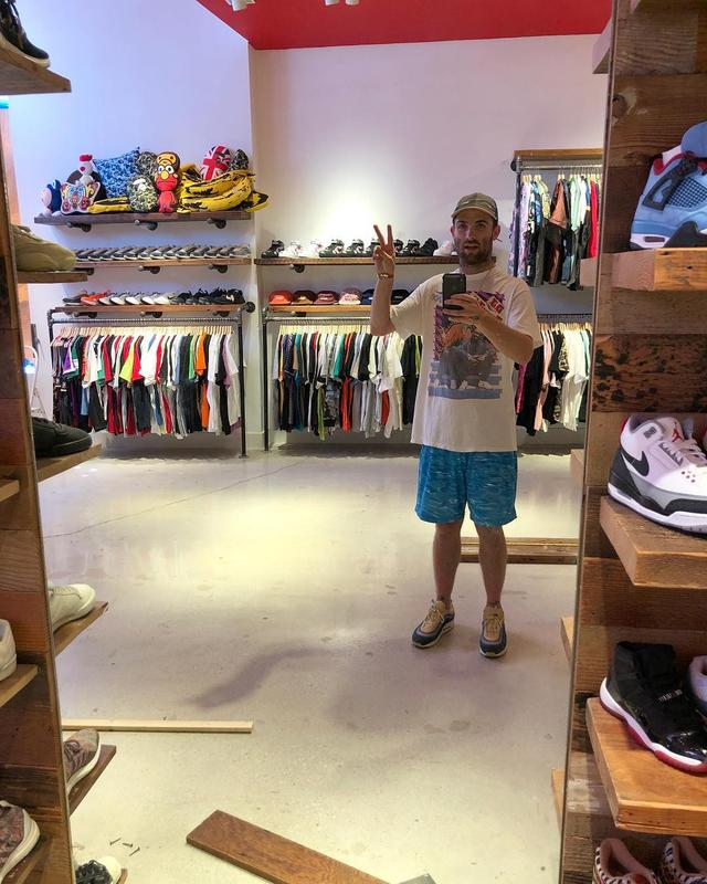 6be689dd0e7 Sean Wotherspoon Opens 7th Round Two Store Filled With Vintage Jordans    More