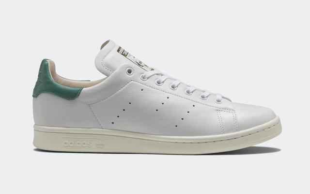 san francisco 38da7 0540f The Iconic Adidas Stan Smith Is Getting a Luxury Makeover_ ...