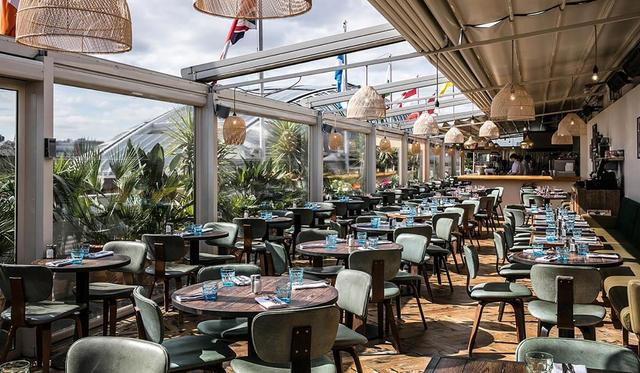 Pergola London To Open All Year Round Rooftop Bar At