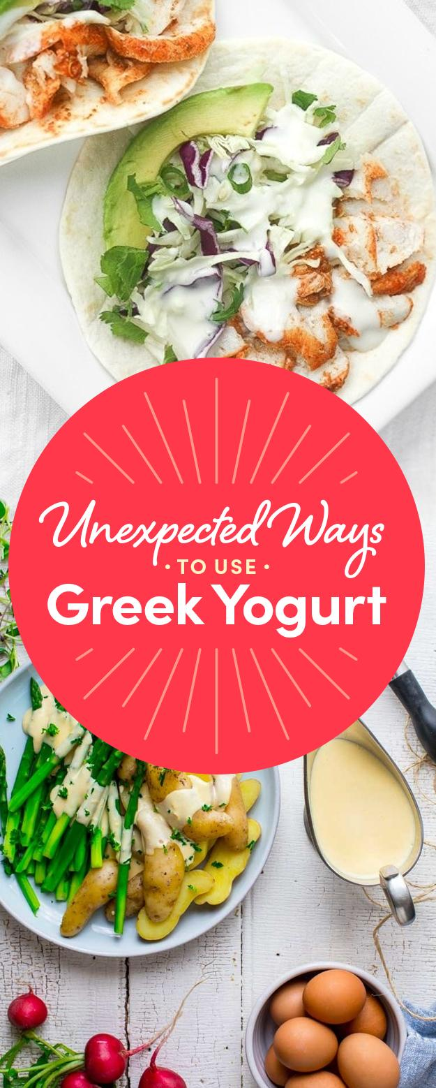 12 unexpected ways greek yogurt can up your cooking game