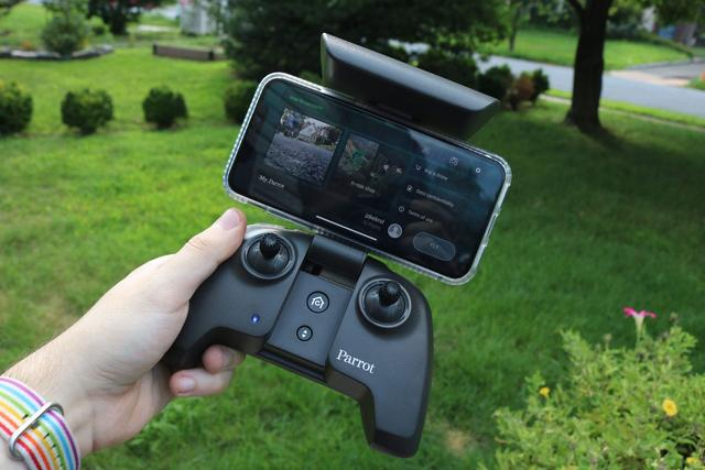 Parrot Anafi review: a compact drone that'