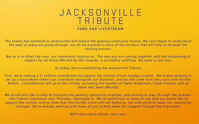 EA Sports Announces It Will Donate $1 Million to Victims of