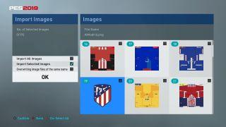 PES 2019 option file guide: How to get all the official kits and