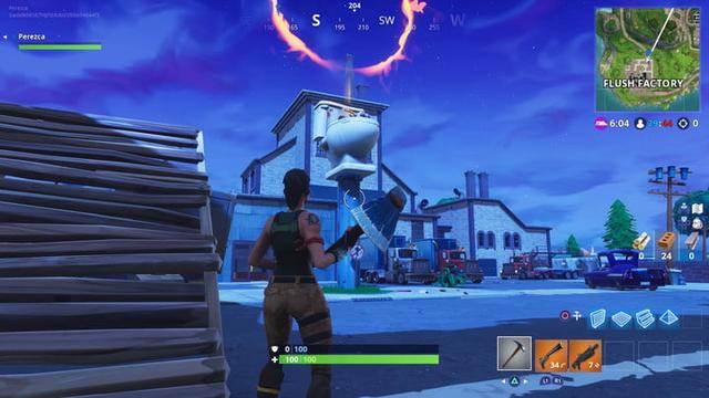 Fortnite Search Between Three Oversized Seats Week 8 Challenge Guide