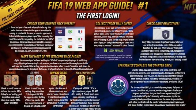 FIFA 19 Web App likely release date for trading_国际_蛋蛋赞
