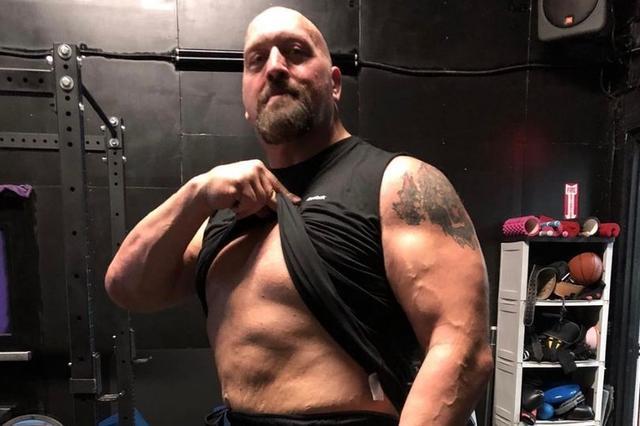 How John Cena Inspired Big Show X27 S Drastic Weight Loss
