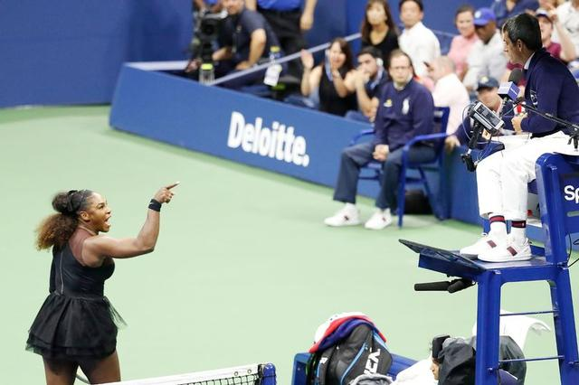 Serena Williams breaks silence on sexism row and cheating claims after US Open final