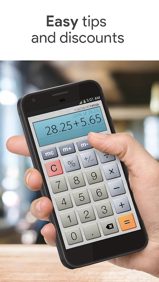 Top 10 Best Android Apps — Calculator — September 2018_国际_