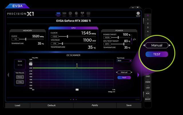 NVIDIA Scanner: RTX GPU Overclock in one click_国际_蛋蛋赞