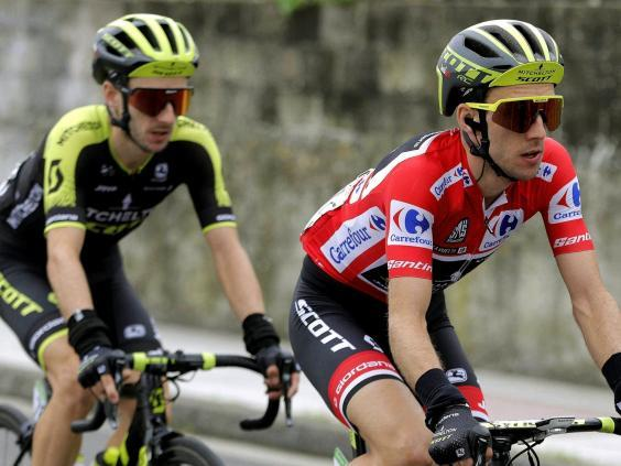 Simon Yates wins Vuelta a Espana: Twin brothers come of age in double act to clinch maiden grand tour