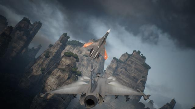 Ace Combat 7 Interview – Feeling the Clouds
