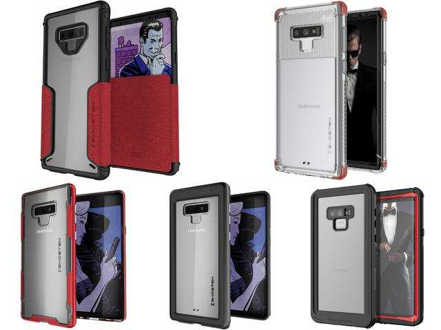 official photos e9d0e 78f96 Ghostek Releases Five Cases for the Samsung Galaxy Note 9_国际_蛋蛋赞