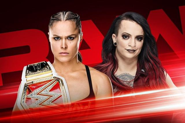 Wwe raw preview ronda rousey faces ruby riott and shawn michaels to wwe raw preview ronda rousey faces ruby riott and shawn michaels to appear m4hsunfo