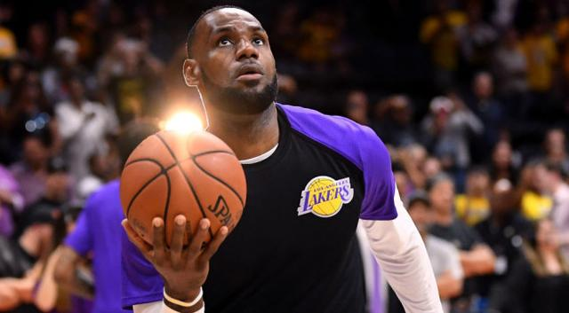 2d8aa1b312e1 The LeBron Effect  Lakers Ticket and Merchandise Sales Are Through the Roof  Since James