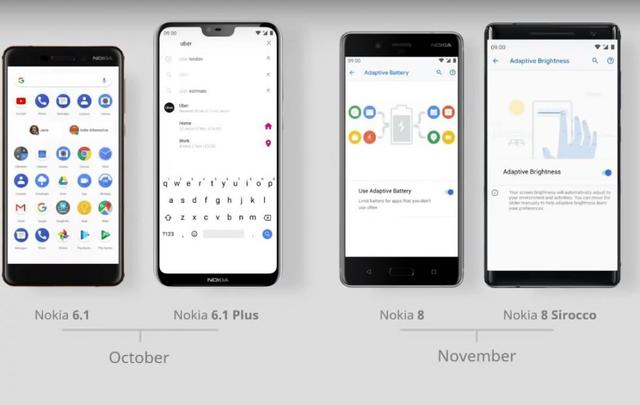 Nokia Android Pie update: when it'll happen