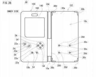 Nintendo's phone case patent turns your handset into a Game Boy