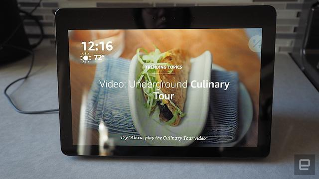 Amazon Echo Show (2018) review: Much-needed refinements_国际