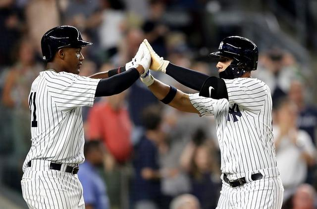 Yankees rookie phenoms struggled under pressure when it mattered most
