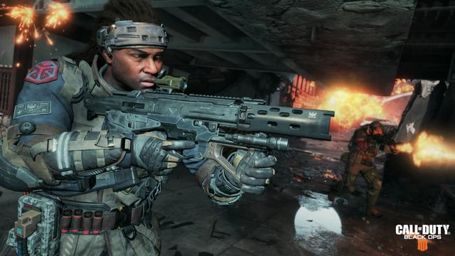 Not so Fast Partner: 'Call of Duty: Black Ops 4' Tops 'Red