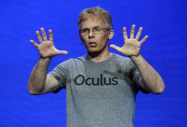 'Doom' co-creator John Carmack ends legal fight with ZeniMax