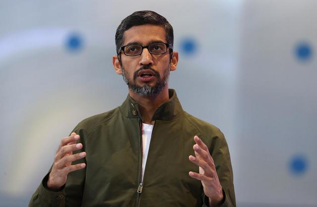 Google CEO highlights corporate changes following walkouts
