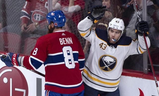 07c785b693e8 Ristolainen goal in OT gives Sabres 6-5 win over Canadiens_国际_蛋蛋赞