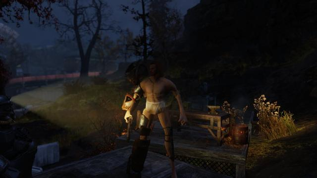 Fallout 76 Power Armor glitch turns players into naked