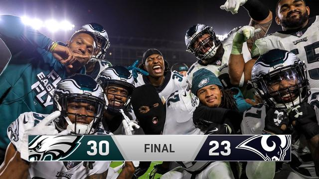 0146e47e8 Why the Eagles replaced their  underdog  look with ski masks 国际 蛋蛋赞