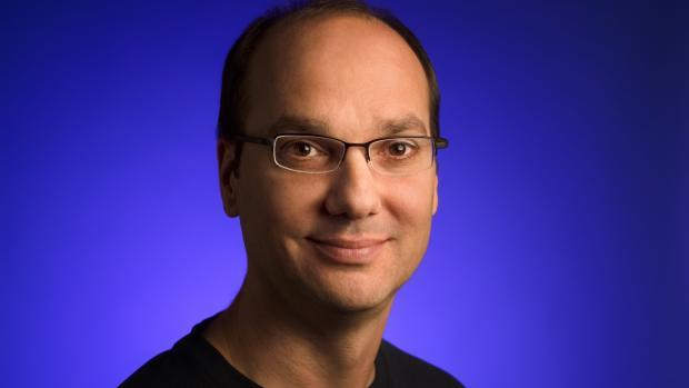 Where to Now? Andy Rubin's