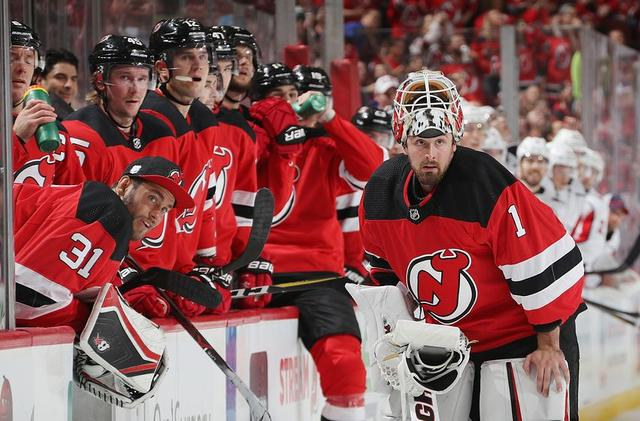 newest 1aa2f 2fbd8 New Jersey Devils: How Does Keith Kinkaid Become Starter in ...