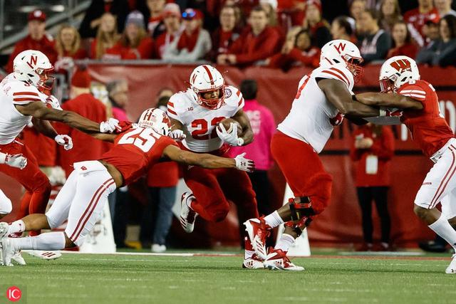 NCAA Football Wisconsin VS Nebraska, Madison, USA - 06 Oct 2018