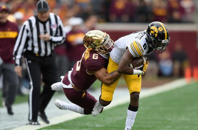 Iowa football: Game time information for Hawks VS Hoosiers
