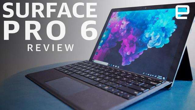 Surface Pro 6 review: Still the best 2-in-1 PC_国际_蛋蛋赞