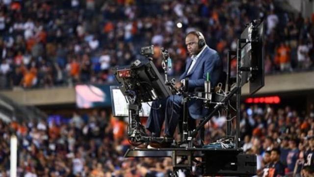ESPN Needs to Get Rid of Booger McFarland's Idiotic Crane