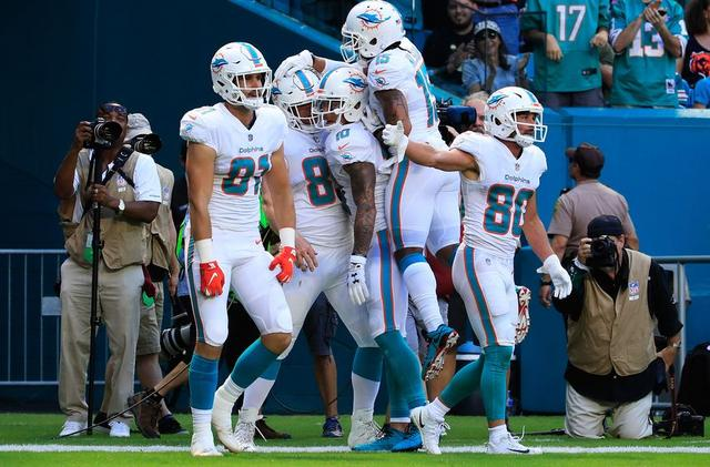 42aa3ebb5 Miami Dolphins face another powerfull offense against Detroit 国际  ...
