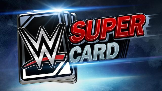 WWE Super Card Multiplayer