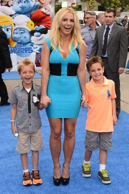 Britney Spears postpones Las Vegas show after father 'nearly died'