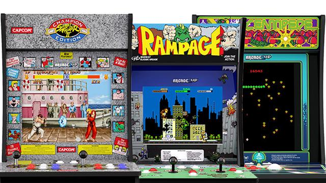 Daily Deals: Arcade1Up Arcade Cabinets for $299 (Street