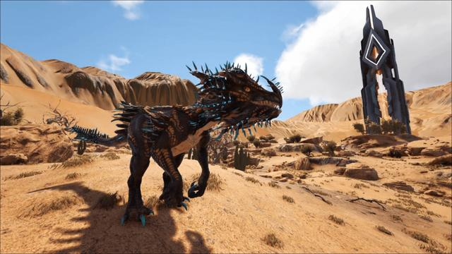 ARK: Survival Evolved' Extinction Taming Guide_国际_蛋蛋赞