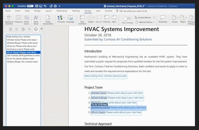 Microsoft Word Gains New Feature to Help Users Stay in a