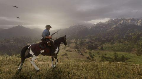 Red Dead Redemption 2 Online: Tips & Tricks to Rule the